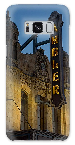 Ambler Theater Marquee Galaxy Case