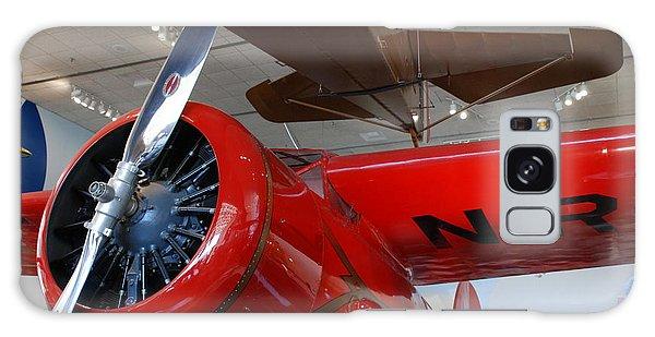Amelia Earhart Prop Plane Galaxy Case
