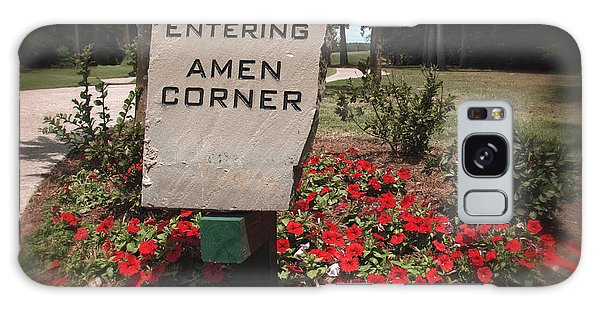 Amen Corner - A Golfers Dream Galaxy Case