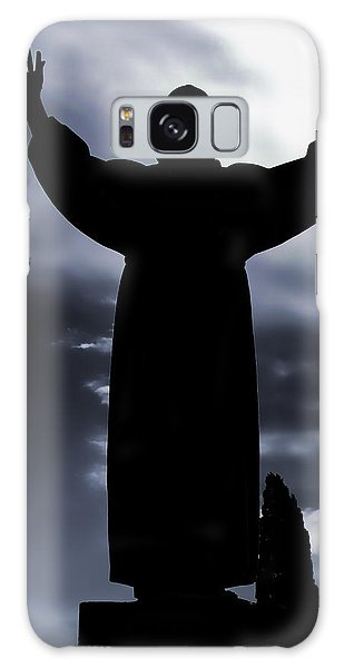 Amen Galaxy Case by Oscar Alvarez Jr