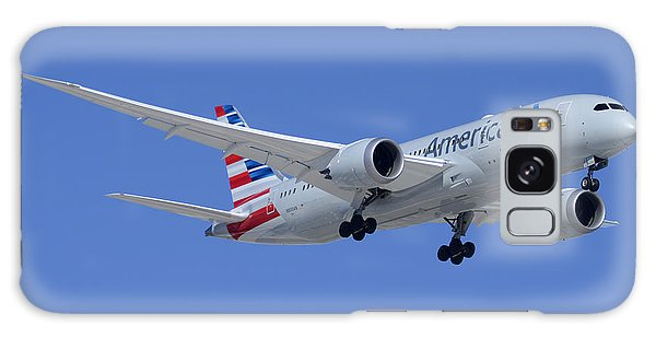 American American Airlines First Boeing 787-823 N800an Taking Off Phoenix Sky Harbor March 6 2015  Galaxy Case