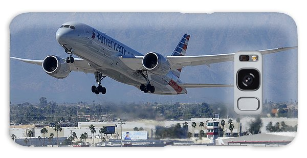 American American Airlines First Boeing 787-823 N800an Taking Off Phoenix Sky Harbor March 7 2015  Galaxy Case