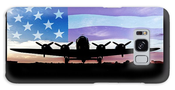 American B-17 Flying Fortress Galaxy Case