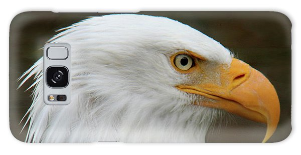 American Bald Eagle Galaxy Case by Bob and Jan Shriner
