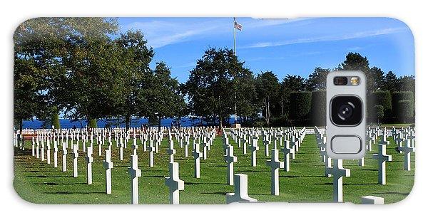 American Cemetery Normandy Galaxy Case