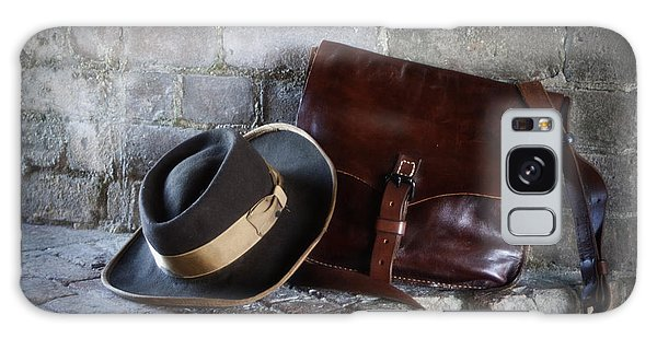 American Civil War Hat And Sack Galaxy Case