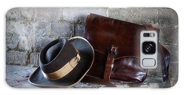 American Civil War Hat And Sack Galaxy Case