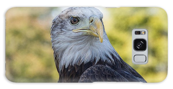 Galaxy Case featuring the photograph American Eagle by Jeanne May
