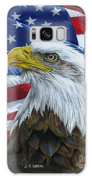 American Eagle Galaxy Case