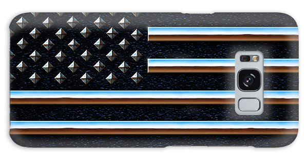 American Metal Galaxy Case by Cristophers Dream Artistry