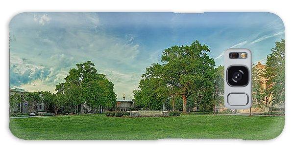 American University Quad Galaxy Case