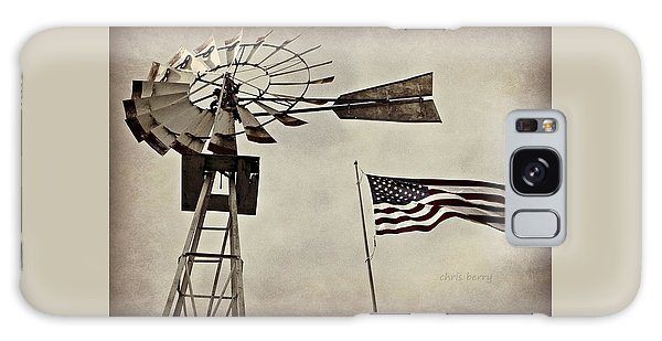 Americana Galaxy Case by Chris Berry