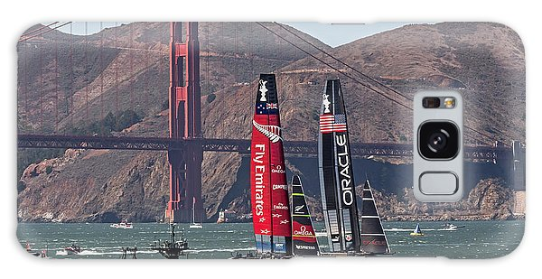 Americas Cup At The Gate Galaxy Case