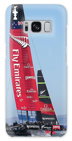 America's Cup Emirates Team New Zealand Galaxy Case