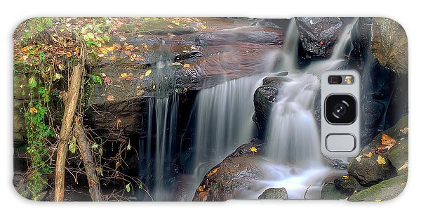Amicalola Waterfall Galaxy Case
