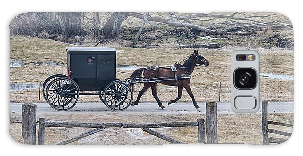 Amish Horse And Buggy March 2013 Galaxy Case