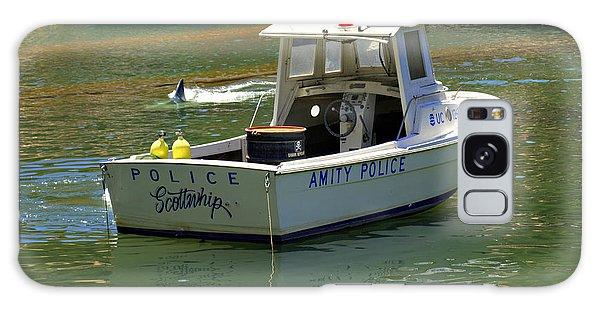 Amity Police Galaxy Case