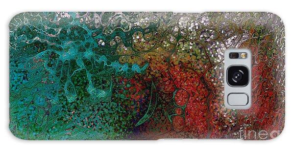 Amoebae Galaxy Case by Constance Krejci
