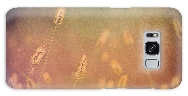Among The Prairie Grasses Galaxy Case