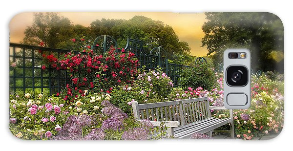 Sly Galaxy Case - Among The Roses by Jessica Jenney