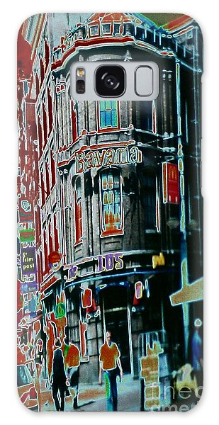 Amsterdam Abstract Galaxy Case