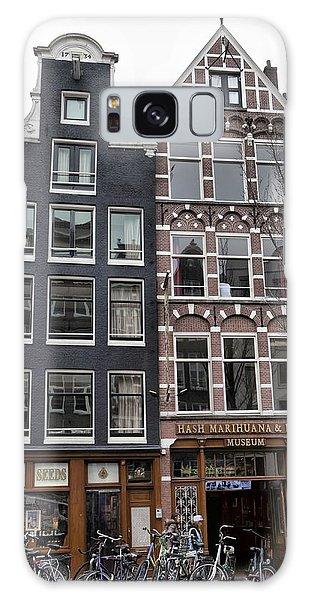 Amsterdam Hash Museum Galaxy Case