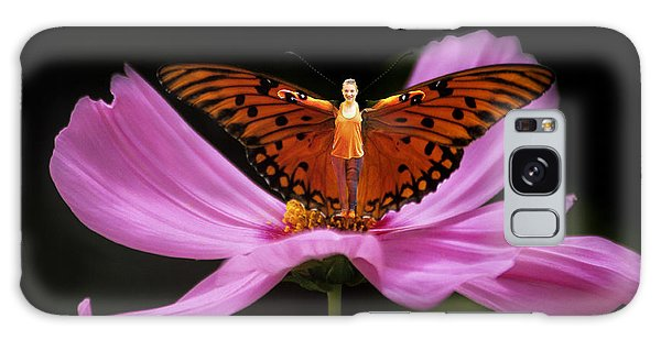 Amy The Butterfly Galaxy Case