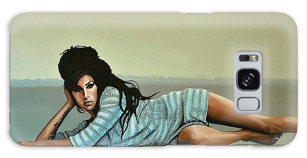 Cd Galaxy Case - Amy Winehouse 2 by Paul Meijering