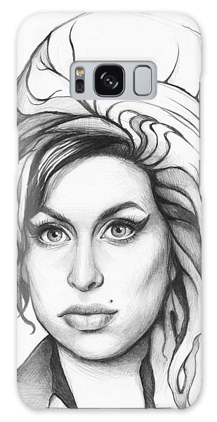 Amy Winehouse Galaxy Case