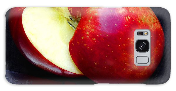 An Apple A Day Galaxy Case by James C Thomas