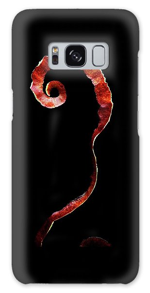 An Apple Peel Galaxy Case