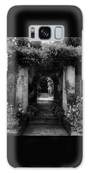 An Archway In The Garden Of Mrs. Carl Tucker Galaxy Case