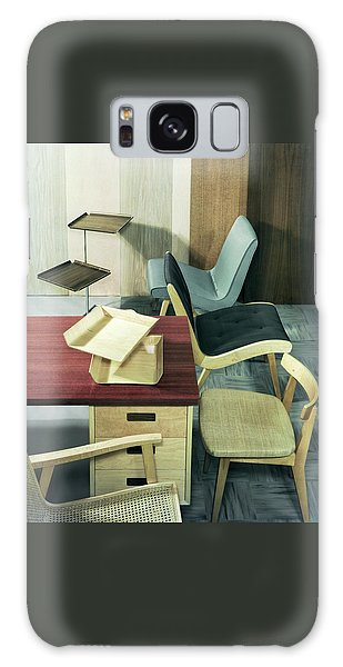 An Assortment Of Office Furniture Galaxy Case