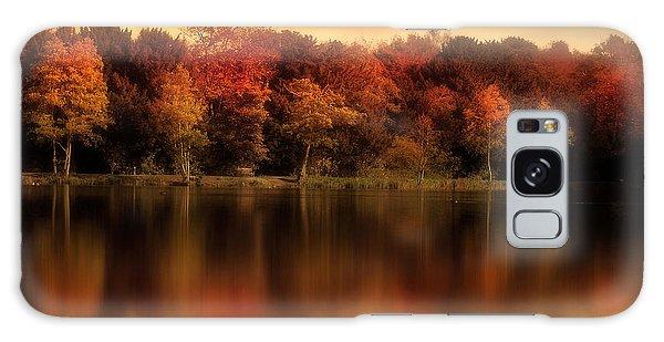 An Autumn Evening Galaxy Case