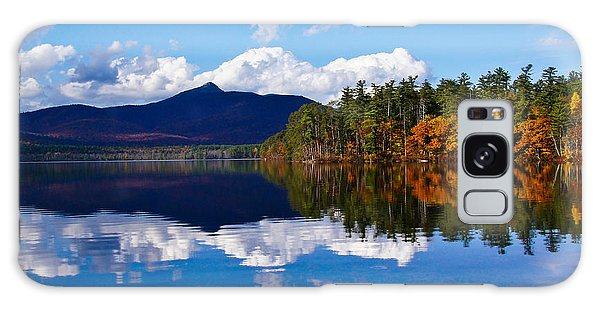 An Autumn Evening On Lake Chocorua Galaxy Case