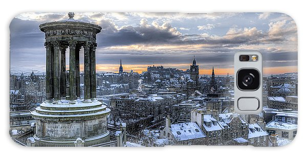 An Edinburgh Winter Galaxy Case