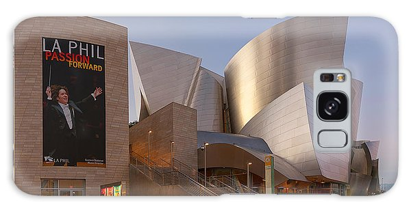 An Evening With Gustavo - Walt Disney Concert Hall Architecture Los Angeles Galaxy Case by Ram Vasudev