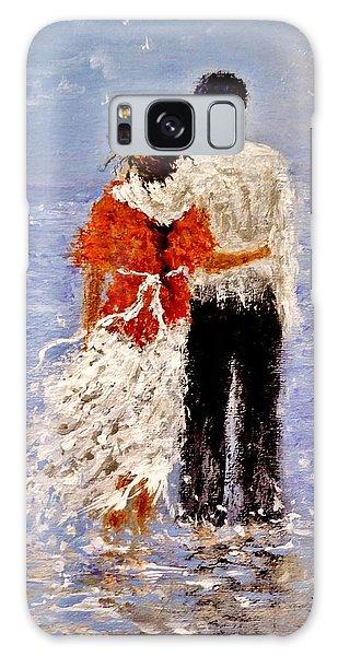 An Ocean Of Love.. Galaxy Case by Cristina Mihailescu