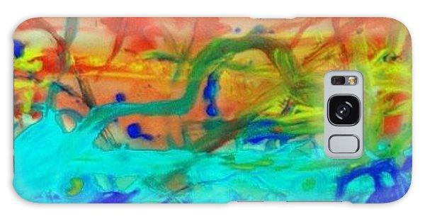 An Ocean Ride Horizon Galaxy Case by Jonathon Hansen