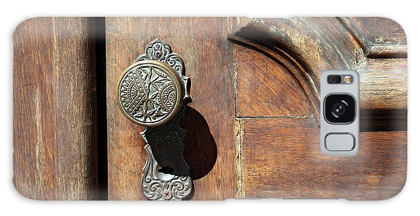 The Old Victorian Chic Galaxy Case by Yvonne Wright