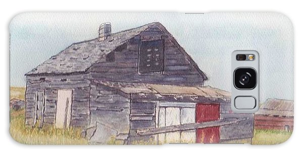 An Old Memory Home In The Grand Prairies Galaxy Case