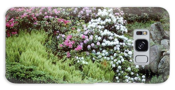 An Olmstead Garden Galaxy Case