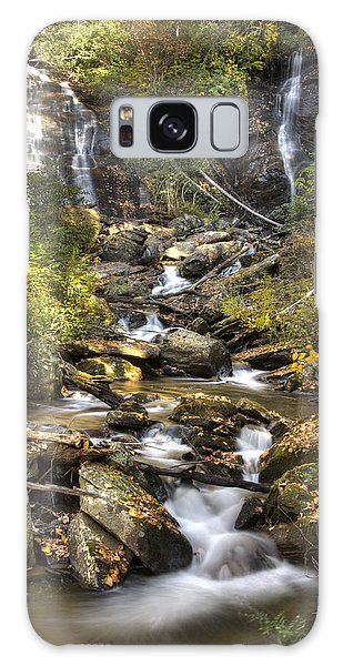 Ana Ruby Falls In Autumn Galaxy Case