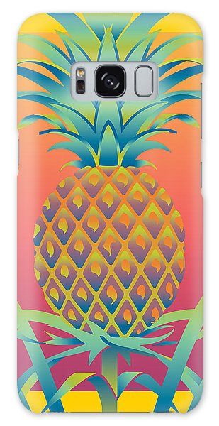 Ananas Galaxy Case