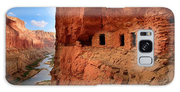 Southwest Usa Galaxy Case - Anasazi Granaries by Inge Johnsson
