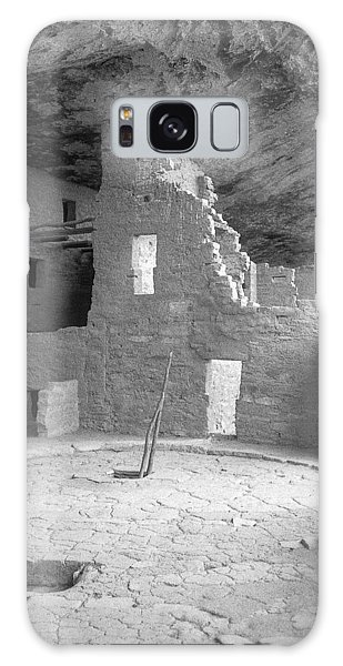 Anasazi Ruin At Mesa Verde Galaxy Case