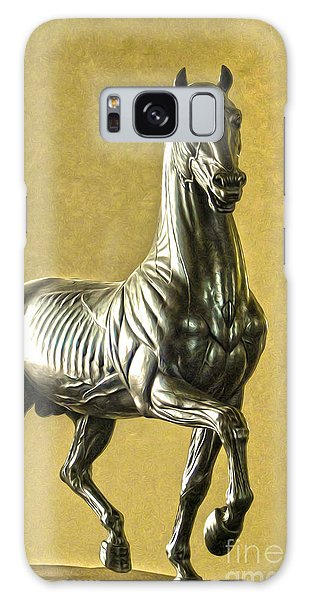 Anatomical Horse Galaxy Case by Gregory Dyer