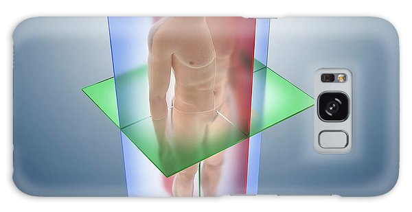 Human Rights Galaxy Case - Anatomical Orientation Planes by Springer Medizin
