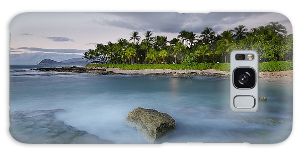 Anchor Of The Sea At Koolina Galaxy Case