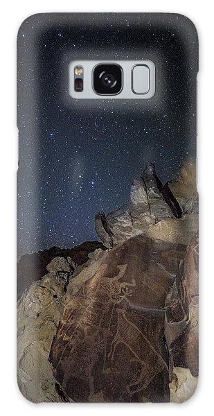Ancient Art At Night Galaxy Case